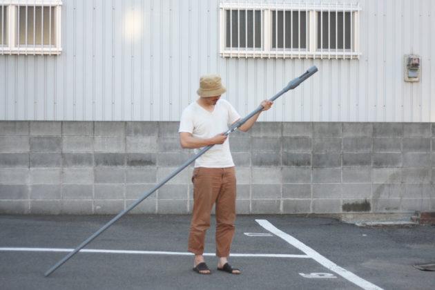 手掘り井戸の道具