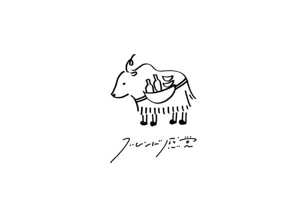 ブレンド感覚のロゴ